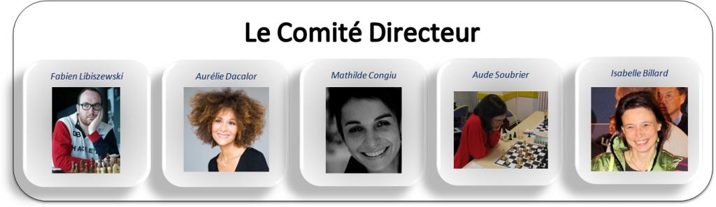 Le Comité Directeur