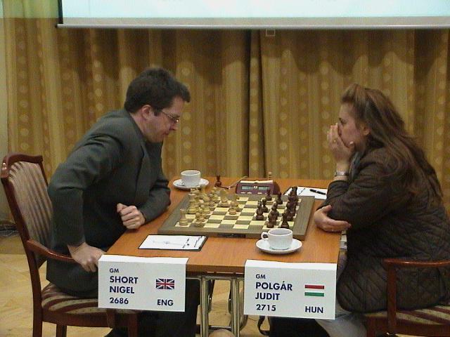 Short vs Polgar-0-1