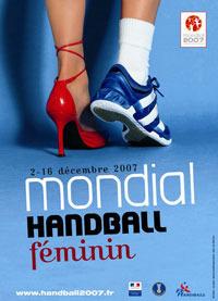 affiche handball