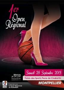 open basket