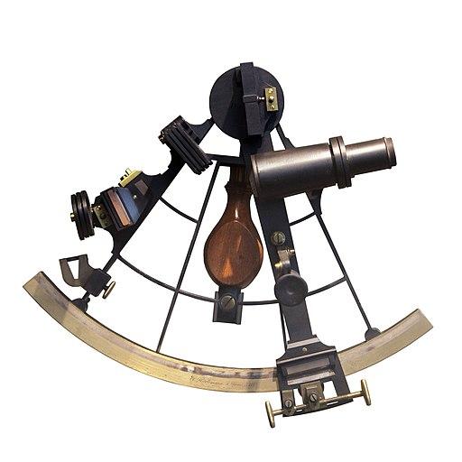 Un sextant
